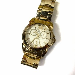 Invicta Angel Women's Gold Stainless Steel Watch